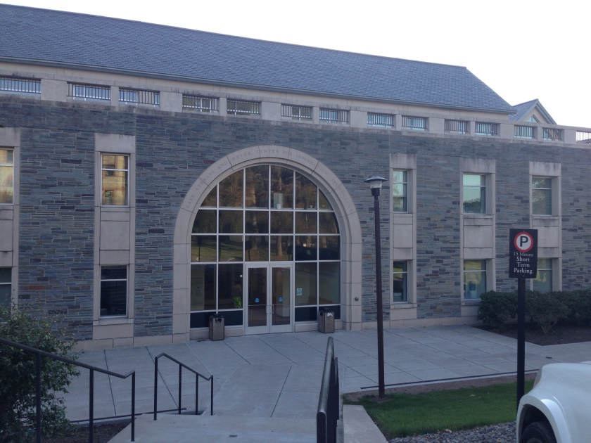 The Case Library at Colgate University
